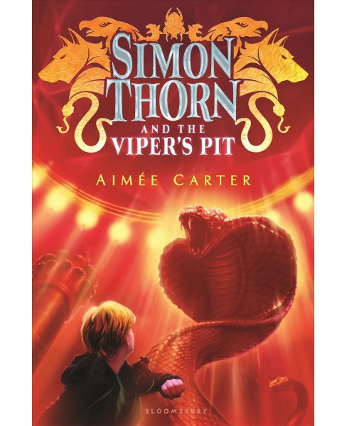 Simon Thorn and the Viper's Pit (Hardcover) (Aimu00e9e Carter) - image 1 of 1