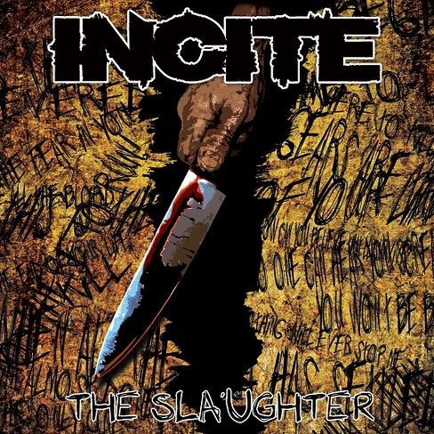Incite - Slaughter (CD) - image 1 of 1