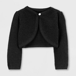 Baby Girls' Holiday Cardigan - Just One You® made by carter's Black