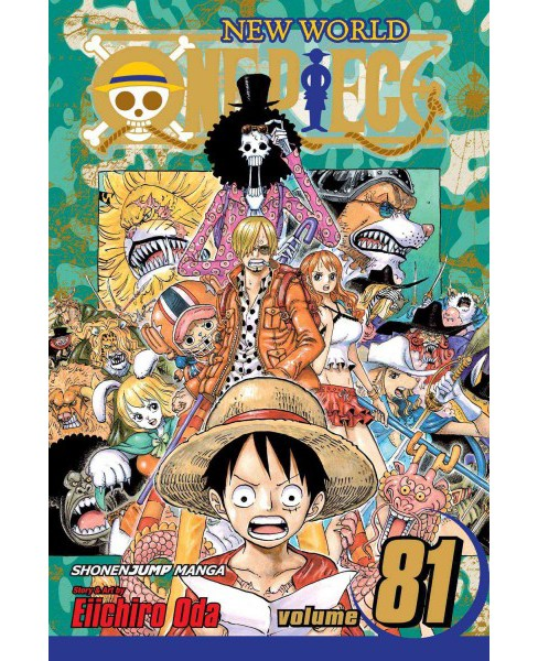 One Piece 81 : New World: Let's Go See the Cat Viper (Paperback) (Eiichiro Oda) - image 1 of 1