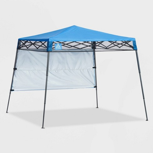 Quik Shade GO Hybrid Compact Backpack Canopy - Blue - image 1 of 12