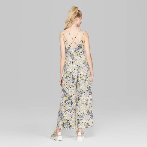 51cb362b01a6 Women's Floral Print Strappy Jumpsuit - Wild Fable™. Shop all Wild Fable