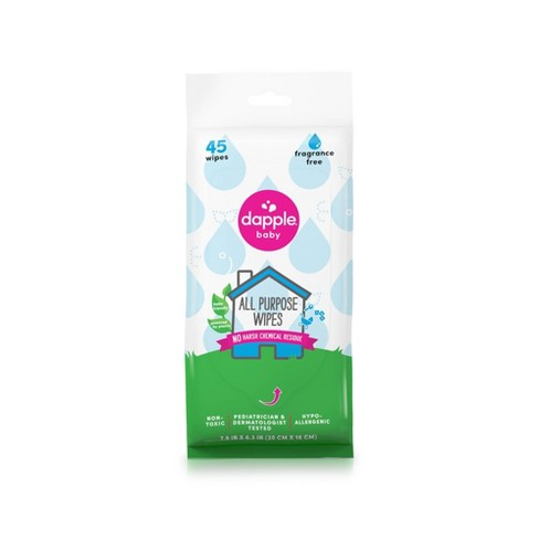 Dapple All Purpose Soft Pack Wipes - 45ct - image 1 of 3