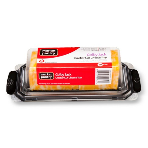 Colby Jack Cheese - 10oz - Market Pantry™ - image 1 of 1