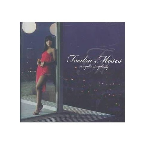 Teedra Moses - Complex Simplicity (CD) - image 1 of 1
