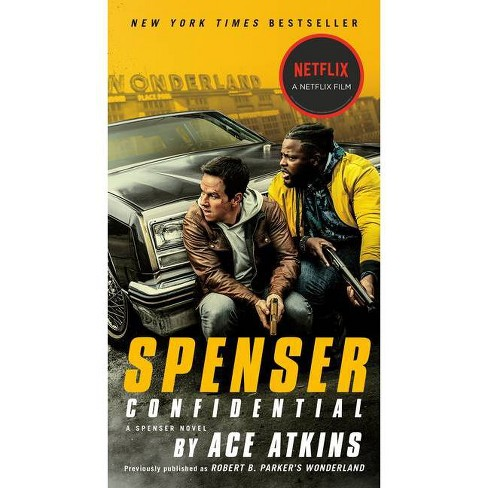 Spenser Confidential Movie Tie In By Ace Atkins Paperback Target