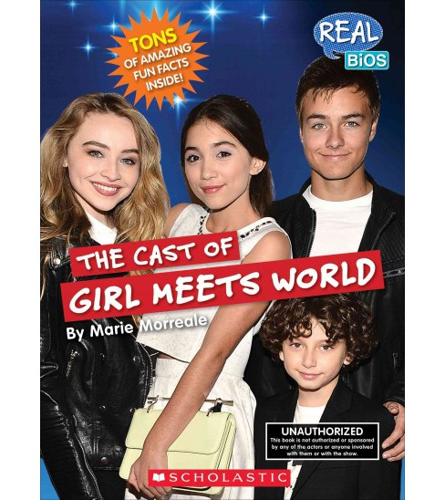 Cast of Girl Meets World (Library) (Marie Morreale) - image 1 of 1