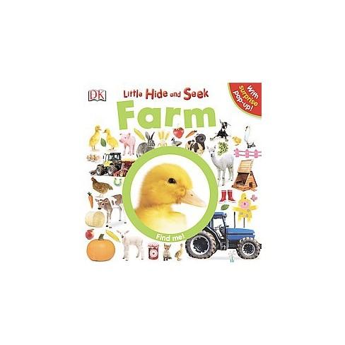 Farm ( Little Hide and Seek) (Reprint) (Board) by Dawn Sirett - image 1 of 1