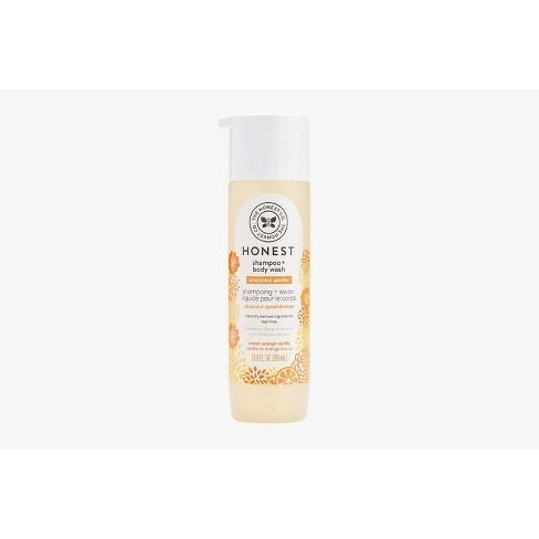The Honest Company Shampoo & Body Wash - Sweet Orange Vanilla 10oz - image 1 of 4