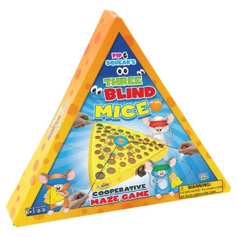 Pip & Squeak's Three Blind Mice Game - image 1 of 2