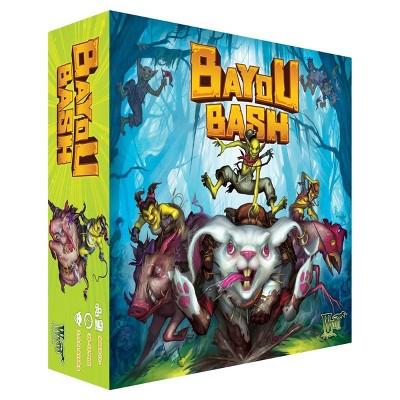 Bayou Bash Board Game