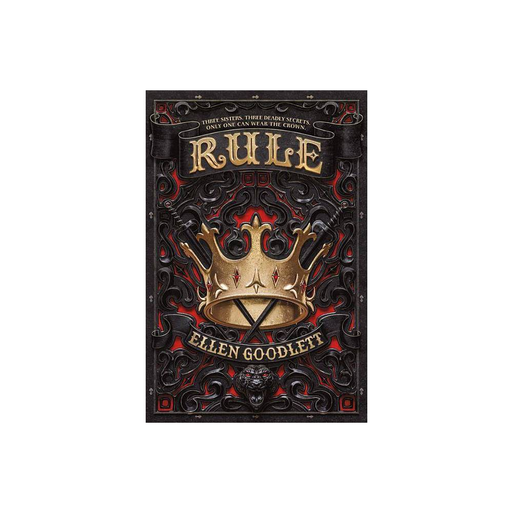 Rule By Ellen Goodlett Paperback