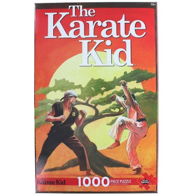 Icon Heroes The Karate Kid 1000 Piece Jigsaw Puzzle
