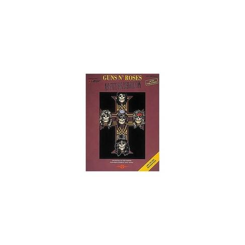 Cherry Lane Guns N' Roses Appetite for Destruction Guitar Tab Songbook - image 1 of 1