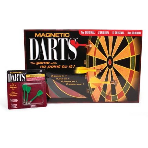 Family Games Inc. Magnetic Darts Game - image 1 of 3
