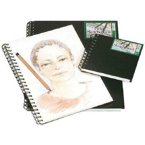 Strathmore 400 Series Hardcover Sketchbook, 9 x 12 Inches, 60 lb, 70 Sheets - image 1 of 1