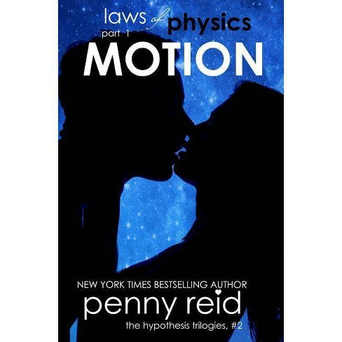 Motion - (Hypothesis) by  Penny Reid (Paperback) - image 1 of 1