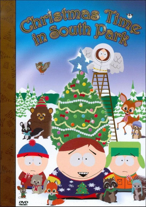 Christmas Time in South Park (dvd_video) - image 1 of 1