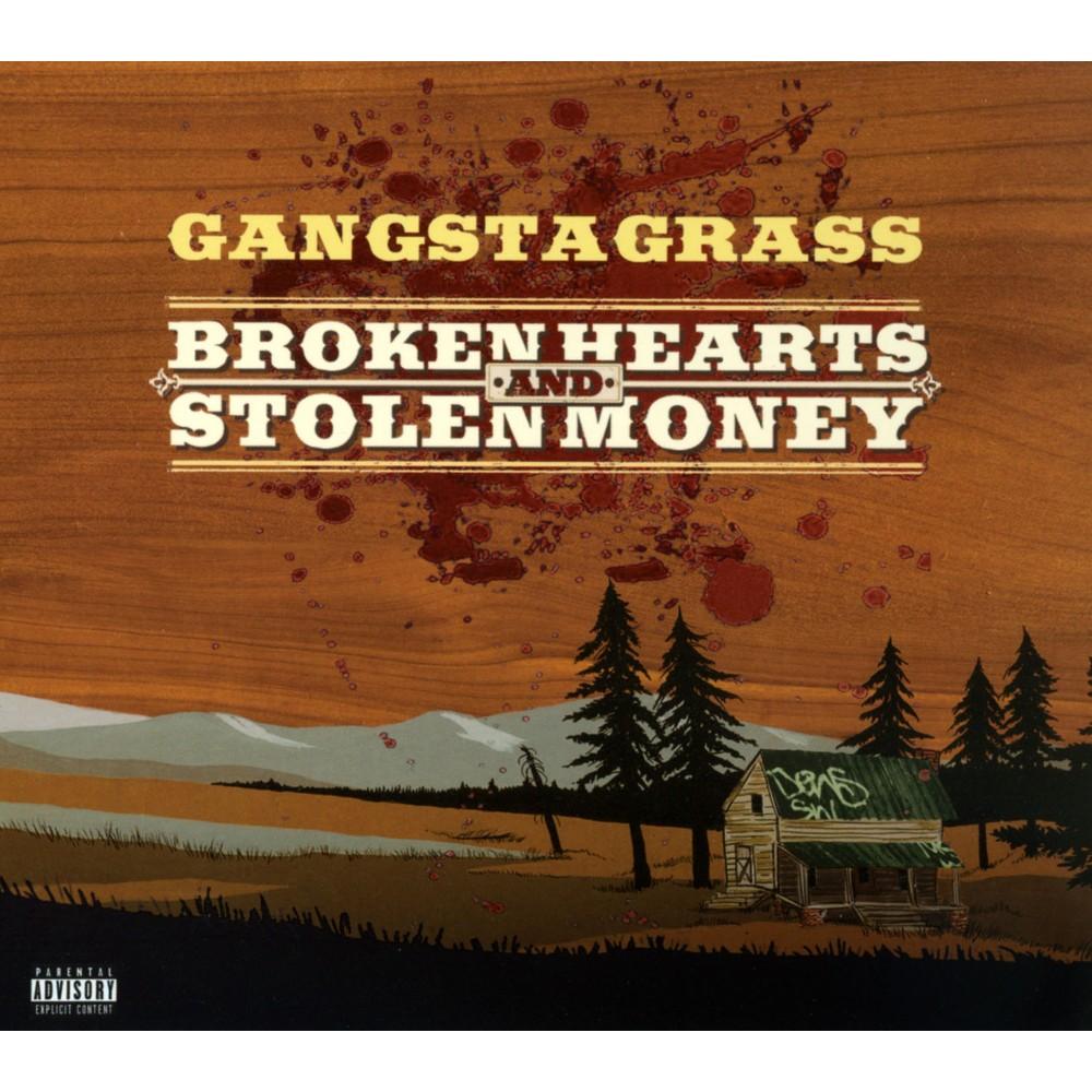 Gangstagrass - Broken Hearts And Stolen Money (Vinyl)