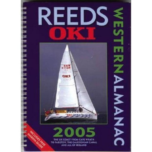 Reeds Oki Western Almanac - by  Neville Featherstone & Peter Lambie (Spiral_bound) - image 1 of 1