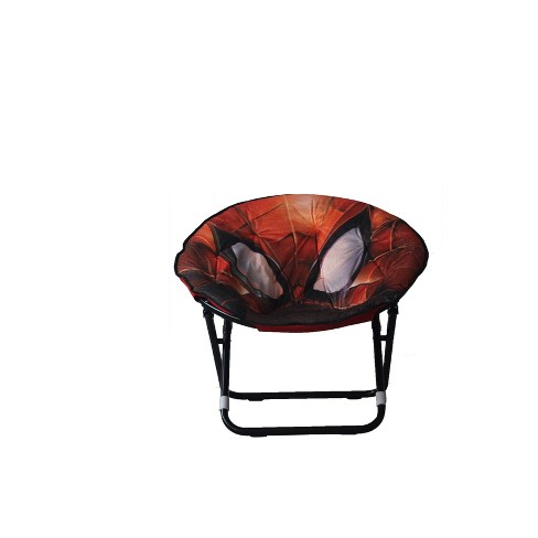Incredible Spider Man Adult Sized Saucer Chair Marvel Forskolin Free Trial Chair Design Images Forskolin Free Trialorg