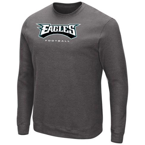 NFL Philadelphia Eagles Men's Gray Our Team Long Sleeve Big & Tall T-Shirt - image 1 of 1