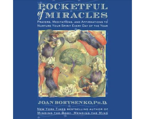 Pocketful of Miracles ; Library Edition : Prayer, Meditations, and Affirmations to Nurture Your Spirit - image 1 of 1