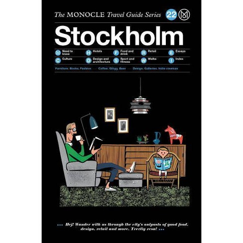 The Monocle Travel Guide to Stockholm - (Hardcover) - image 1 of 1