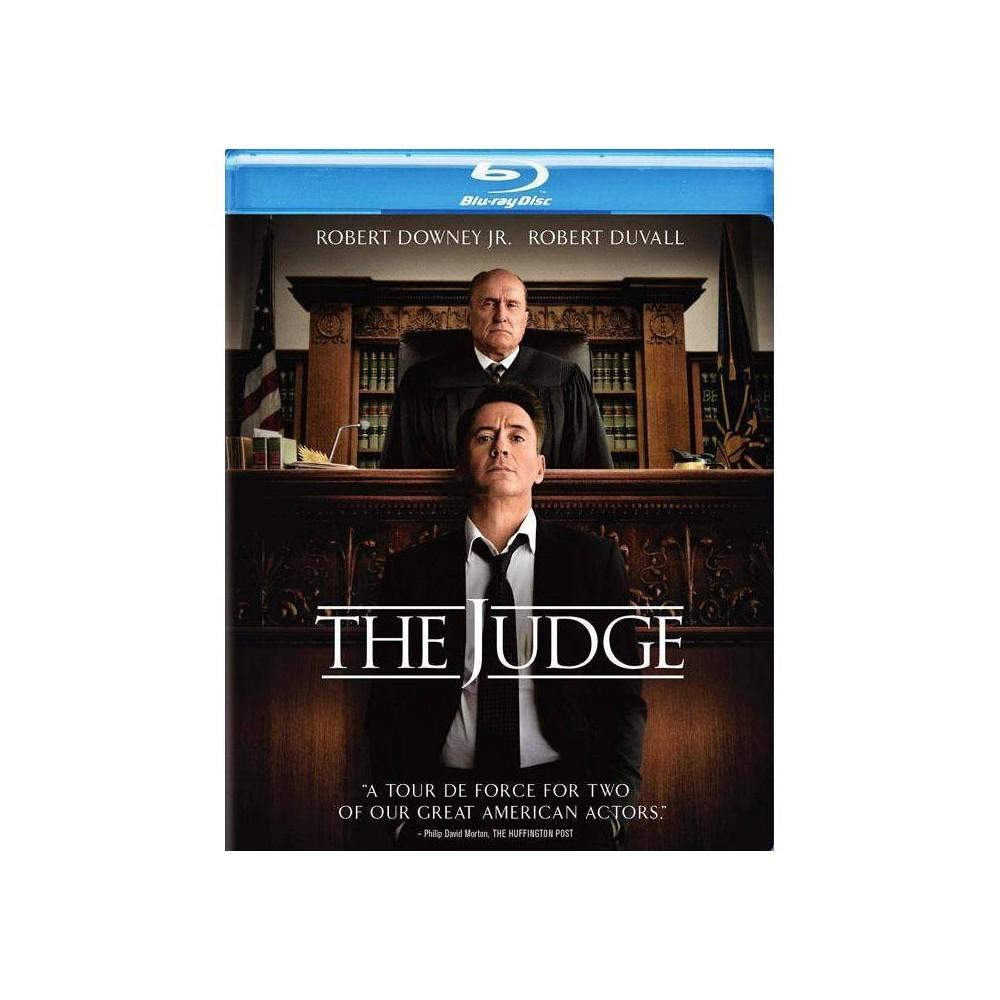 The Judge Blu Ray