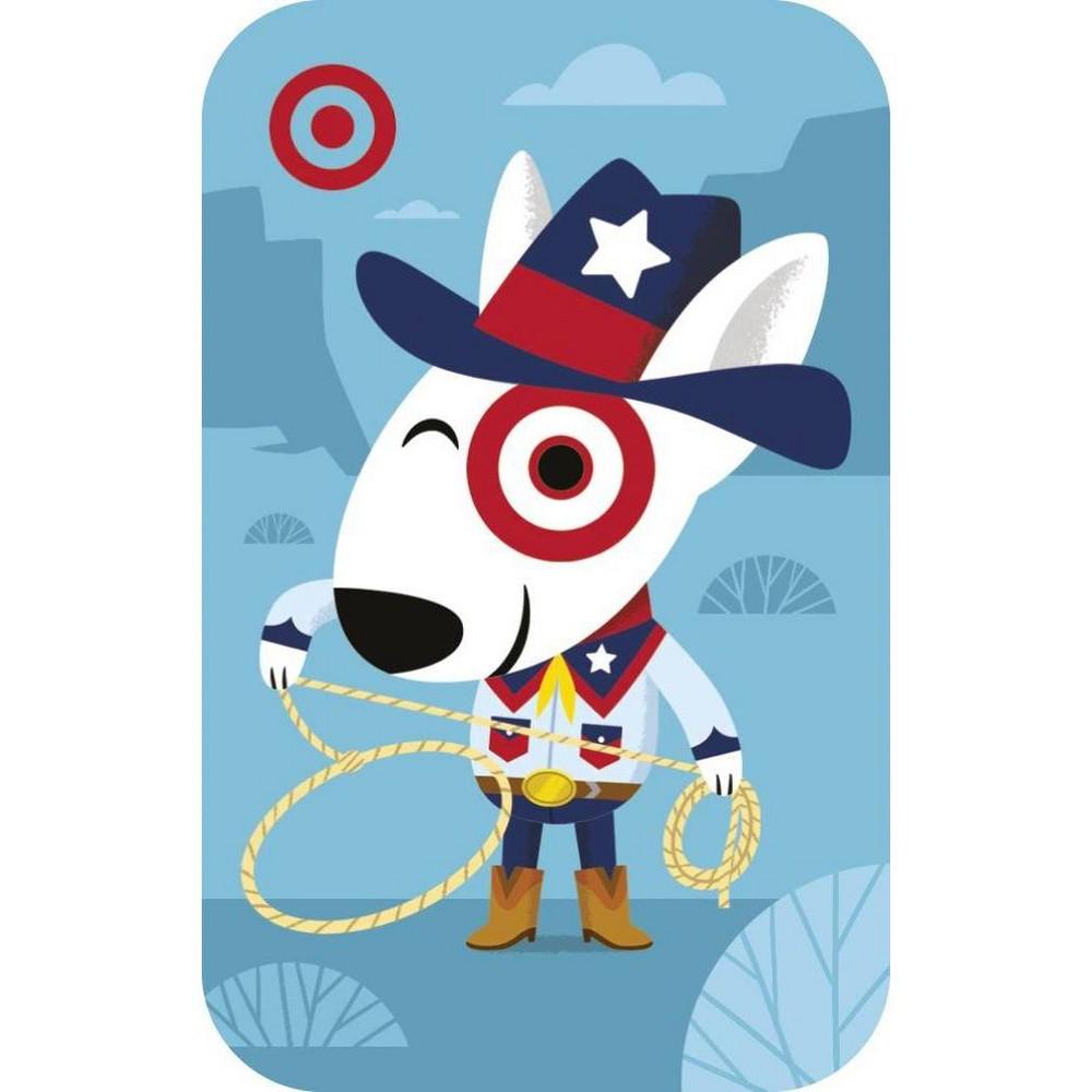 Texas Cowboy Target Giftcard Texas Cowboy Target Giftcard