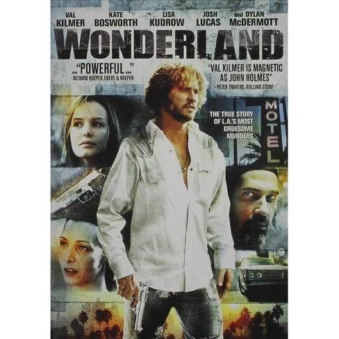 WONDERLAND (DVD) - image 1 of 1