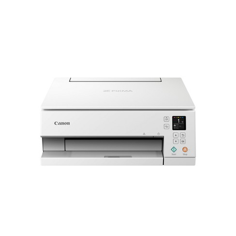 Canon PIXMA Wireless Inkjet All-In-One Printer - White (TS6320) - image 1 of 4
