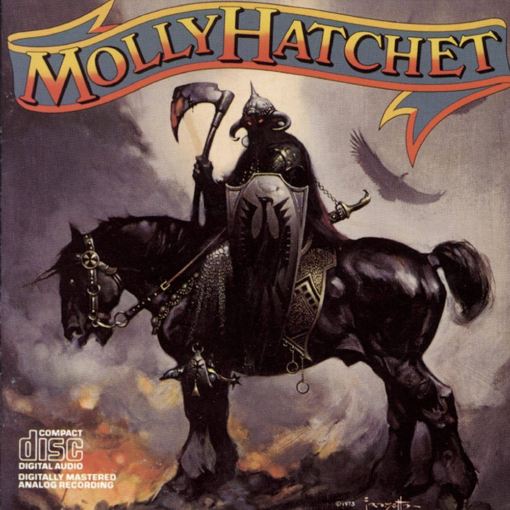 Molly Hatchet Molly Hatchet Cd