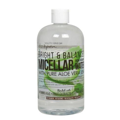 Urban Hydration Bright & Balanced Aloe Micellar Water - 16.9 fl oz - image 1 of 4
