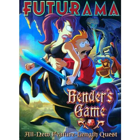 Futurama: Bender's Game (DVD) - image 1 of 1