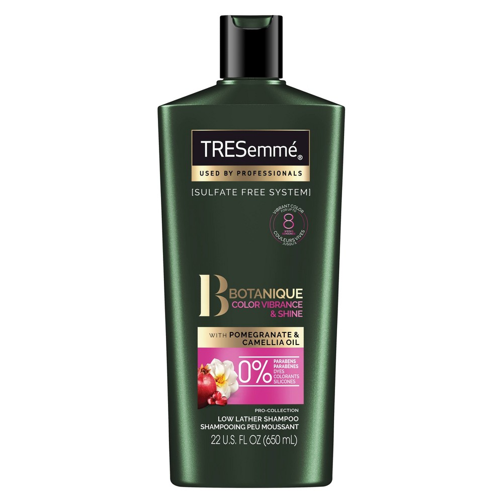 Image of Tresemme Botanique Color Vibrance and Shine Shampoo - 22 fl oz