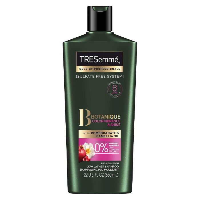 Tresemme Botanique Color Vibrance And Shine Shampoo - 22 Fl Oz : Target