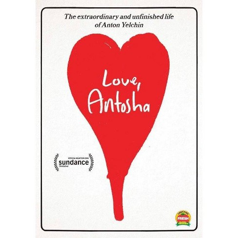 Love, Antosha (DVD) - image 1 of 1