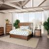 Veronica Platform Bed Antique Brown - HOMES: Inside + Out - image 4 of 4