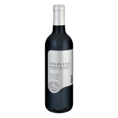 Sterling Vintners Collection Cabernet Sauvignon Red Wine - 750ml Bottle