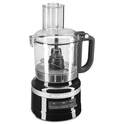 KitchenAid 7 Cup Food Processor - Onyx KFP0718OB
