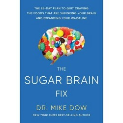 Sugar Brain Fix - by  Mike Dow (Hardcover)