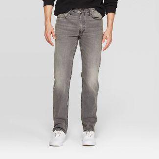 Men's Slim Fit Jeans - Goodfellow & Co™ Gray 34x30
