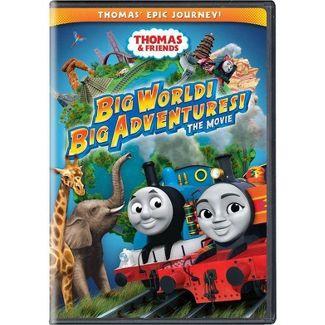 Thomas & Friends: Big World! Big Adventures! The Movie (DVD)
