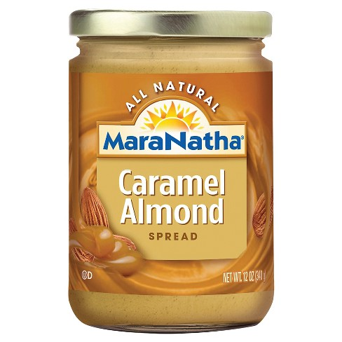 MaraNatha® All Natural Caramel Almond Butter Spread - 12oz - image 1 of 1