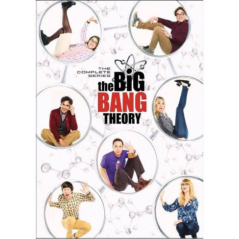 The Big Bang Theory: The Complete Series (DVD) - image 1 of 1