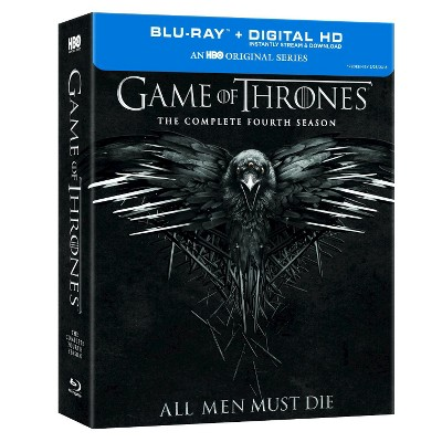 Game of Thrones: The Complete Fourth Season [Includes Digital Copy] [Blu-ray]