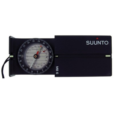 Suunto MB-6 NH Mirror Sighting Compass