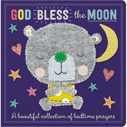 God Bless the Moon - by  Make Believe Ideas Ltd (Board_book) - image 1 of 1