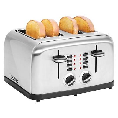 Elite Platinum 4 Slice Toaster